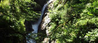 Le chemin des cascades
